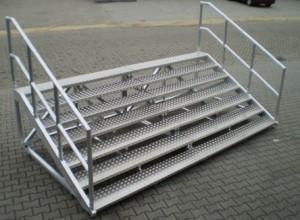 brede trap